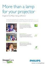 ImageCare leaflet - Philips Lighting