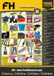 FH A5 Trade Essentials 2019 Catalogue