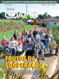 Revista Coamo Edição de Junho de 2019