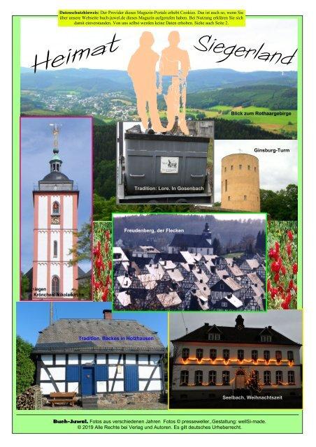 Heimat Siegerland in Bildern