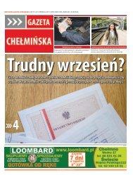Gazeta Chełmińska nr 70
