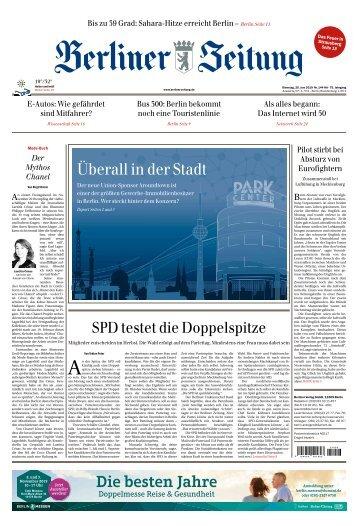 Berliner Zeitung 25.06.2019