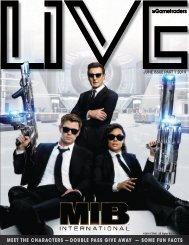 June 2019 Part 1 LIVE Magazine