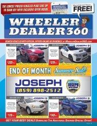 Wheeler Dealer 360 Issue 26, 2019
