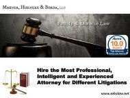 Best Family Law Attorney Near Me