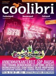 Juli/August 2019 - coolibri Bochum
