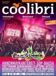 Juli/August 2019 - coolibri Essen