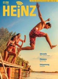 07/08_2019 HEINZ MAGAZIN Bochum, Herne, Witten