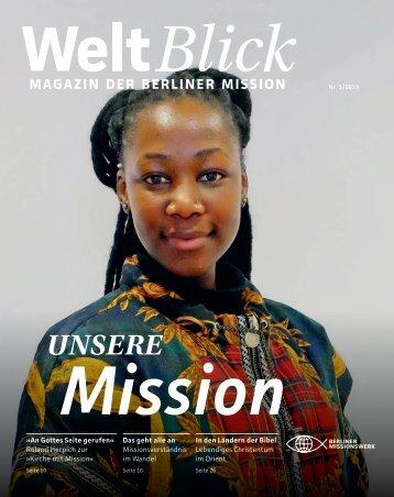 WeltBlick 1/2019