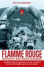 Daniel Lenz & Florian Summerer: FLAMME ROUGE - Leseprobe