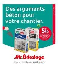 Mr Bricolage catalogue 26 juin-4 aout 2019