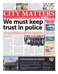 City Matters 101