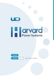Harvard Power Systems PUK General Catalogue 2019