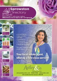 Sprowston Directory July 2019