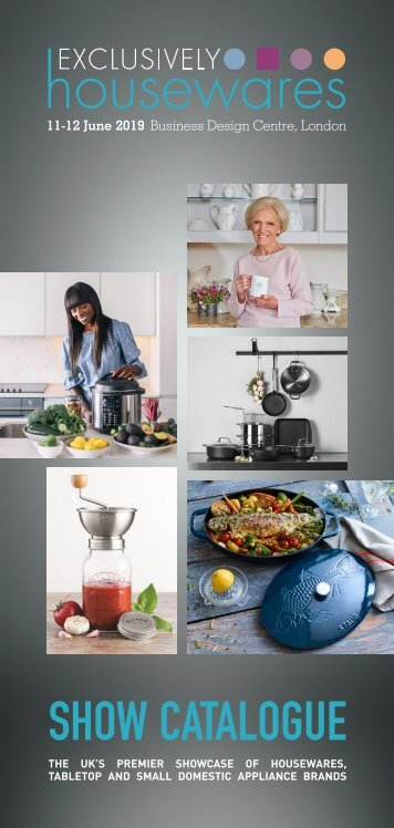 Exclusively Housewares Catalogue