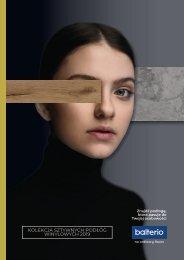 BALTERIO Panele WIINYLOWE katalog 2019