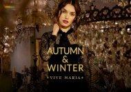 Vive Maria Campaign Autumn Winter 2019