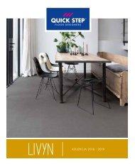 QUICK STEP LIVYN Panele WIINYLOWE katalog 2019