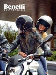 Accesorios para moto, Cascos y Ropa Benelli