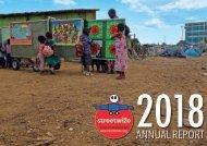Impact Report 2018 StreetwiZe • Mobile School