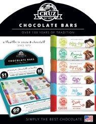 Cruz Chocolate Bars