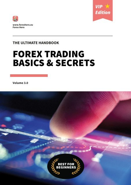 The Ultimate Handbook Forex Trading