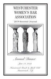 WWBA 2019 Souvenir Journal