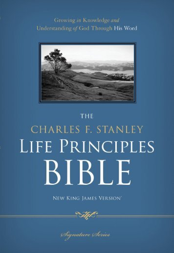 The Charles F. Stanley Life Principles Bible, NKJV ( PDFDrive.com )