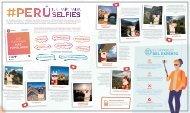 Perú, un país para selfies