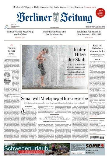 Berliner Zeitung 26.06.2019