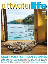 Pittwater Life July 2019 Issue