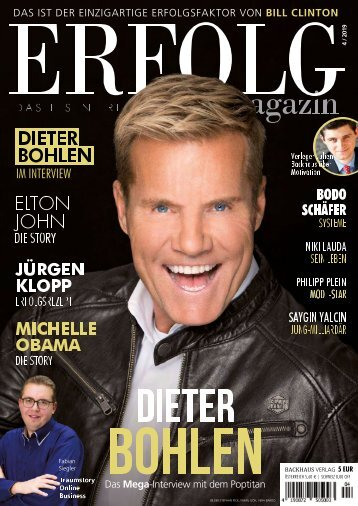 Erfolg Magazin Ausgabe 4-2019