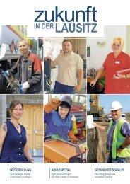 Zukunft in der Lausitz