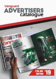 advert catalogue 27 June 2019