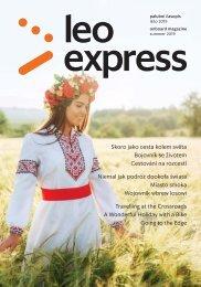 Leo Express léto 2019