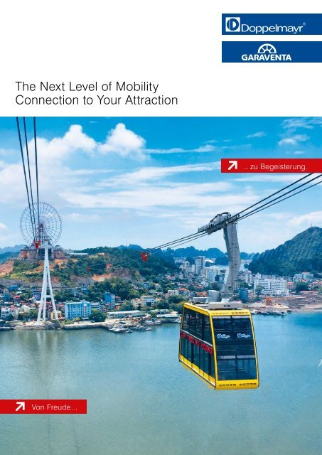 The Next Level of Mobility: Connectionn to Your Attraction [DE]
