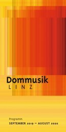 Dommusik Programmheft 2019-20
