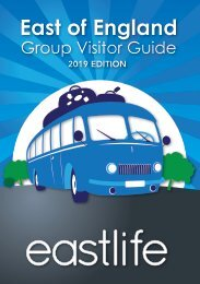 Group Visitor Guide 2019