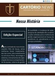 Cartório News - Jornal Digital - 4ª Edição de Retrospectiva 2