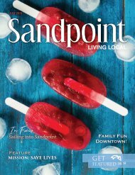 July 2019 Sandpoint Living Local