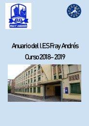 Anuario  IES FA 18-19
