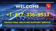 Yahoo mail helpline support service