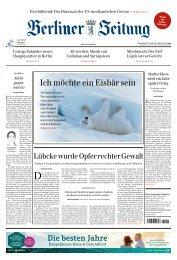 Berliner Zeitung 27.06.2019