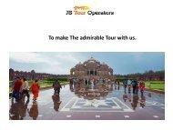 Best Tour Operators in Delhi