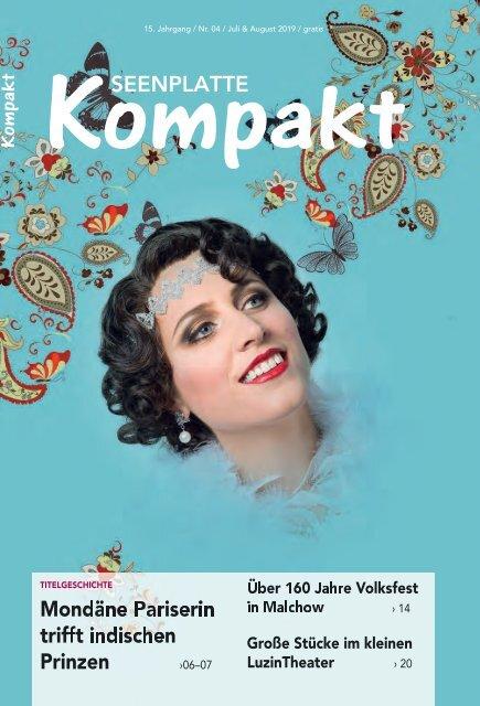 Seenplatte Kompakt Juli / August 2019