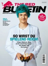 The Red Bulletin Juli 2019