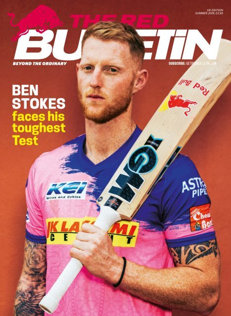 The Red Bulletin July 2019