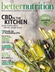 Better Nutrition July 2019