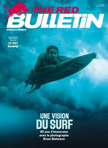 The Red Bulletin Juillet 2019
