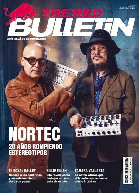 The Red Bulletin Julio 2019